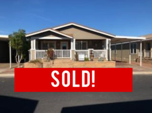 SOLD – Space #93 – MUST SEE ! This home has everything you need!