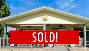 Space #145 – SOLD – 3 Bed, 2 Bath – Entertainer's Dream Home!
