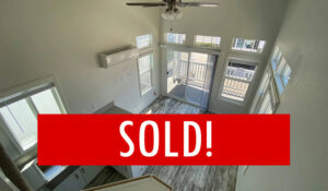 Space #204 – SOLD – Outdoor Living Space at its Finest!