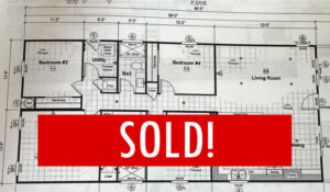 Space #9 – SOLD! – New Home Coming Soon