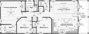 Space #34 – $189,995 – Your River Home awaits! 3X2 Coming Soon!