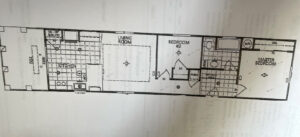 Space #191 – Two Bedroom One Bath Coming Soon!
