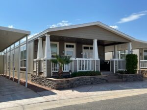 Space #90 – $245,900 – New 3 Bedroom, 2 Bath Home